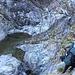 Discesa al Pozzo di Val Negra