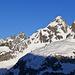 Murmelsplanggstock mit einer weiteren Ski-Linie