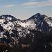 Monte Gronlait rechts