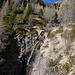 Wasserfall im Valle Battisti