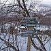 Unser Tagesziel: die Brücke am Nissanjokk