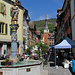 Die ganze Altstadt hat sich in einen einzigen Markt verwandelt.