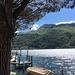 Blick hinüber zum Monte St. Giorgio