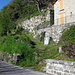 .... uscita sulla statale di fronte al Cimiter(ino) di Careno.