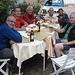 Pausa pranzo, al Ristorante San Giorgio a Lemna, e le bocche son piene