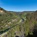 Links Frankreich, rechts die Schweiz, und mittendrin der Doubs.