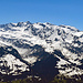 Foto bei der Rückfahrt oberhalb Triesenberg fotografiert.