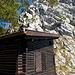 Fluehütte mit Stockflue Südgrat