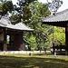 Ein Tor und ein Stück der Haupthalle von Shoren-in / 青蓮院.