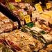 Eingelegtes Gemüse, Nishiki-Markt, Kyoto.