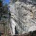 Kletterwand östlich der Bättlerchuchi