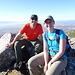 LionsHead und Tourinette auf Minor Peak