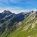 Aussicht vom Schäfler, das Herz vom Alpstein