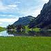nun bin ich beim schönsten See im Alpstein angelangt.