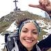 la cima del Monte Croce è la!