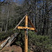 das Kreuz auf Holzrigg wurde erneuert