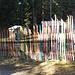 Der wohl berühmteste Zaun des Bayerischen Waldes