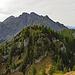Mein zweites Ziel vor Augen, die Hohen Köpfe (2048 m)