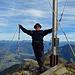 juhui! ich bin oben, Gipfel Hohe Köpfe (2048 m)