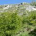la bastionata del Monte Rai