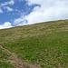 Gipfelkreuz der Salmaser Höhe in Sicht