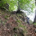 In der Steilpassage Richtung Monzano und Nalogno