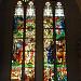 Kirchenfenster in der Kathedrale St-Nicolas Fribourg