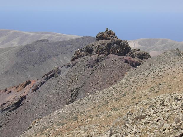 El Castillo, der schönste Berg von Fuerteventura