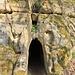 Hrad Hřídelík, innerer Eingang