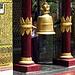 Glocke in der Su Taung Pyae-Pagode