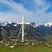 das Kreuz auf dem Schlofstein