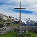 von dem St. Wendelin-Denkmal aus hat der Wanderer einen herrlichen Ausblick zum Alpstein