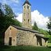 Sonvico : Chiesa-oratorio di San Martino di Tours
