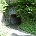Sogar einen Tunnel brauchte es, um zu den Festungslöchern zu gelangen