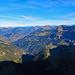 Blick in Richtung Hochplanken, Damülser Mittagsspitze