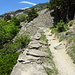 Abstieg zur Niwa-Suone