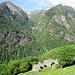 Verso le valli di Orgnana e Cansgell.....
