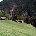 Steinegga, endroit idéal pour pique-niquer.