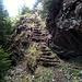 Escaliers du bisse.
