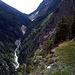 Vallée de la Nanztal depuis le bisse du Rohrbergeri.