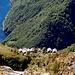 Monte del Corgell 1314 viste dal Piano del Cursgell