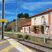 Beim Bahnhof Banyuls-sur-Mer