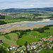 Blick auf den La de Montsalvens