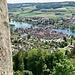 Aussicht auf Stein am Rhein