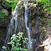 Kleiner Wasserfall am Rückweg
