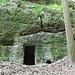 Lešnice, skalní sušárny (Felsen-Darre)