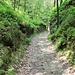 Felsenweg nach Tuhanec (Tuhanzel)