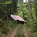 eine weitere Holzfällerhütte - irgendwo in den Tiefen des Waldes