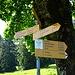 P 677, ich wandere Richtung La Combe, Bergerie d'Eschert