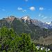 noch ein letzter Blick zur Gamsfreiheit und dann geht´s hinauf zum Gipfel von der Elsspitze